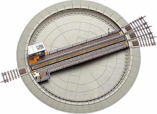 ROCO h0 42615 piattaforma girevole per DC e AC NuovoScatola Originale