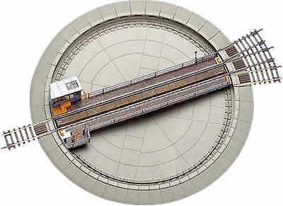 ROCO 42616 ein zusätzlicher Gleisabgang für Zweileiter DC Drehscheibe 42615 NEU