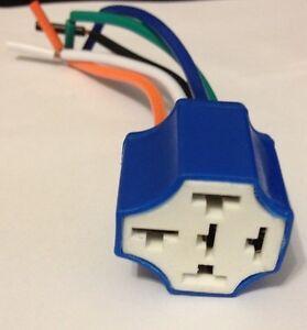 2 x ceramic 5 pin dc 12v spdt automotive car wiring. Black Bedroom Furniture Sets. Home Design Ideas