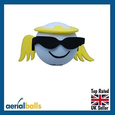 one P/&P charge no matter how many items you buy from Aerialballs Cute Blue Chick Egg Car Aerial Ball Antenna Topper OR Dashboard Wobbler!