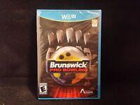 Brunswick Pro Bowling (nintendo Wii U) Brand