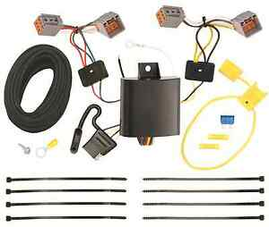 s l300 2014 2015 ford transit connect trailer hitch wiring kit harness Trailer Hitch Connector at cos-gaming.co