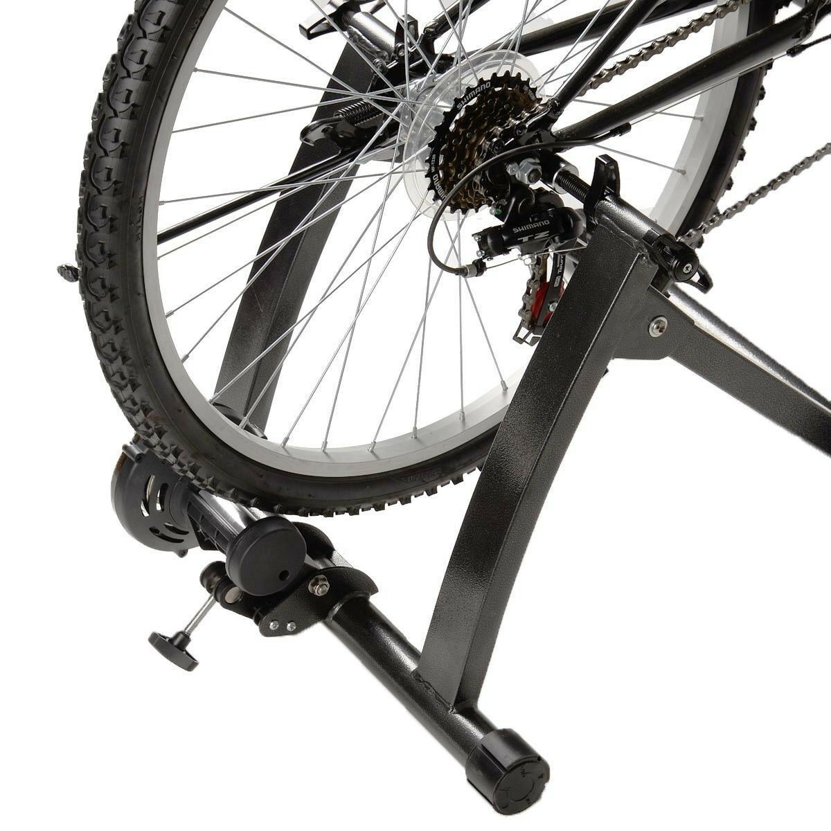 Portable Indoor Bicycle Bike Trainer Magnetic Resistance  Exercise Stand Holder  wholesale