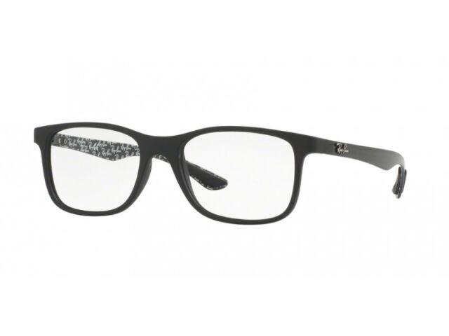 9effdc378ff Ray Ban 0rx8903 Eyeglasses Matte Black 5263 Size 53mm for sale ...