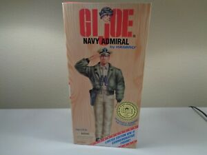Estate-GI-JOE-12-034-50th-Anniversary-Navy-Admiral-Officers-Club-Limited-WWII