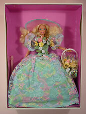 SPRING BOUQUET BARBIE - ENCHANTED SEASONS COLLECTION - MATTEL - NRFB
