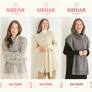 Sirdar-Saltaire-Patterns-for-women-OUR-PRICE-2-90