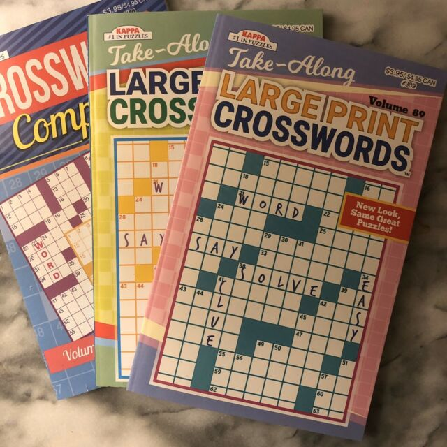 2 Puzzle Books Bible Word Finds Vol 97  98 Kappa Games
