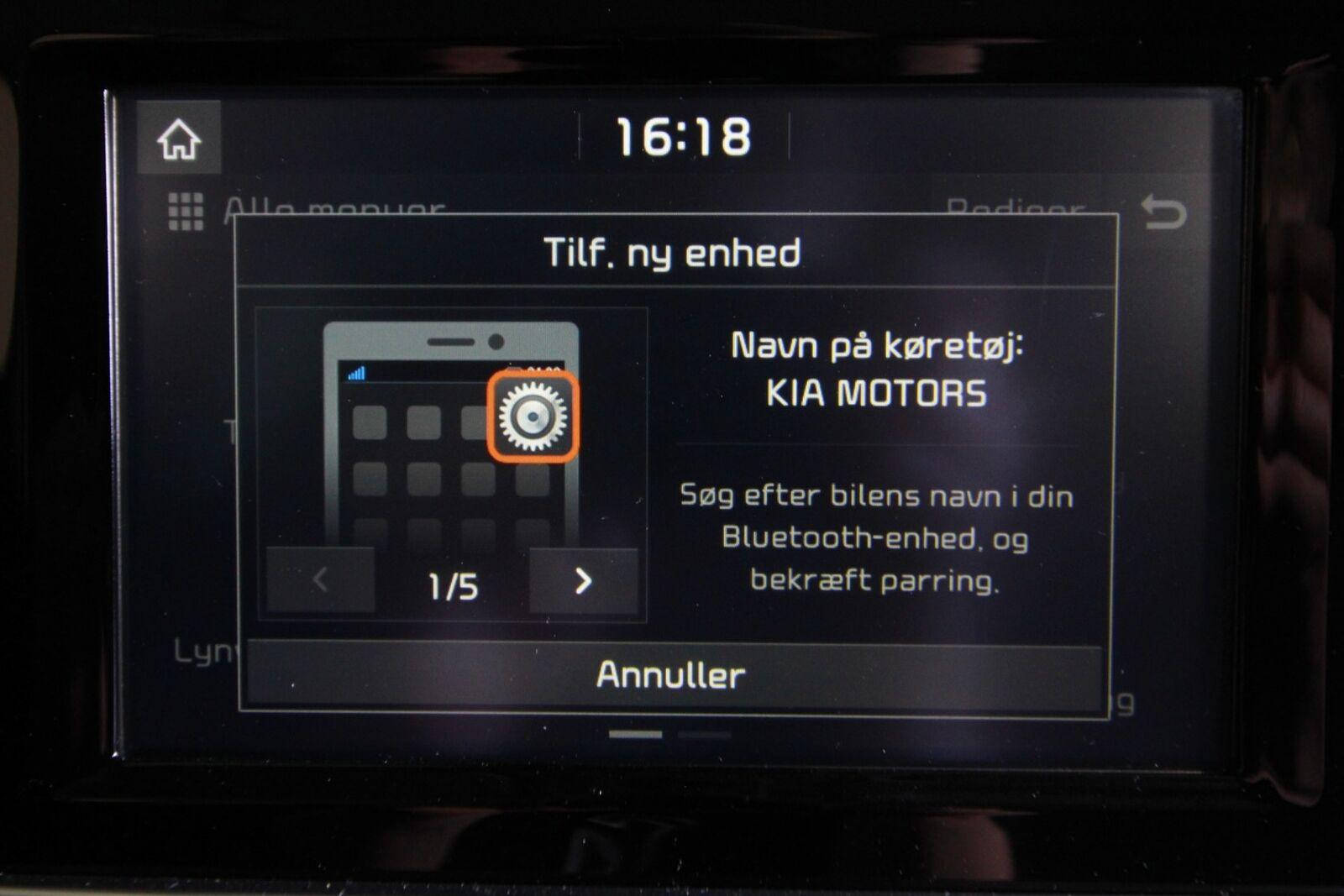 Kia Sportage CRDi 136 GT-Line DCT