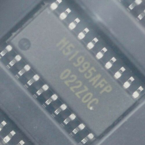 10PCS IC MITSUBISHI//Renesas M51995AFP M 51995 AFP #CFOJ M51995AFP#CF0J M51995A