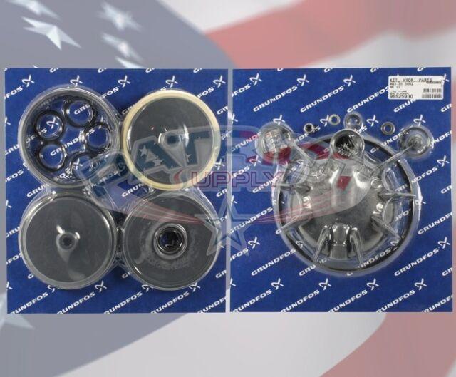 Grundfos 96525930 Kit Hydraulic Parts MQ 3-35 60hz MK II | eBay