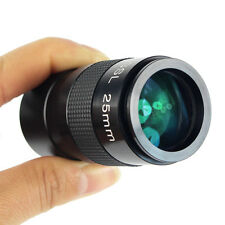 "1.25"" (31.7mm) Plossl 25mm Fully Multi Green Coated Eyepiece for Telescope"