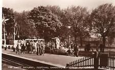 Emett Railway Far Tottering & Oyster Creek Battersea Park London  unused RP pc