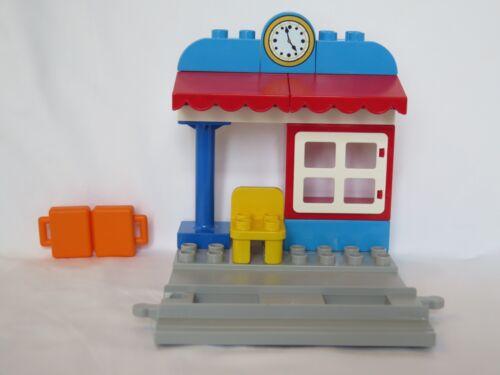 Lego Duplo 10874 STEAM TRAIN ONLY Railway Station NEW !! Lego Trains Duplo
