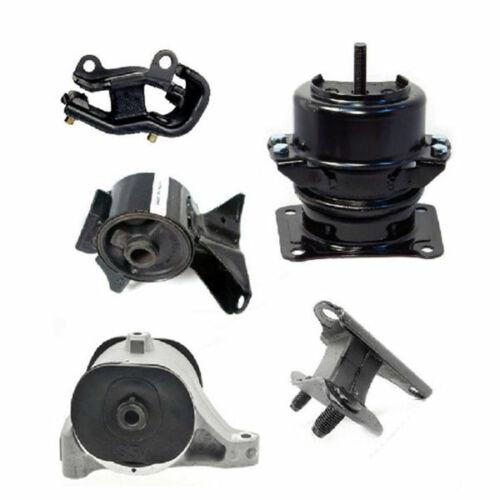 New For 03-04 Honda Pilot Engine Motor Mount 4523 4519 4551 6582 6579 M042