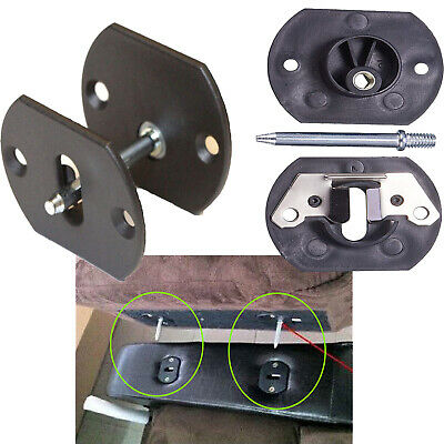 Details about  /3 Sets Sofa Couch Sectional Furniture Connector Pin Style with 12 Screws