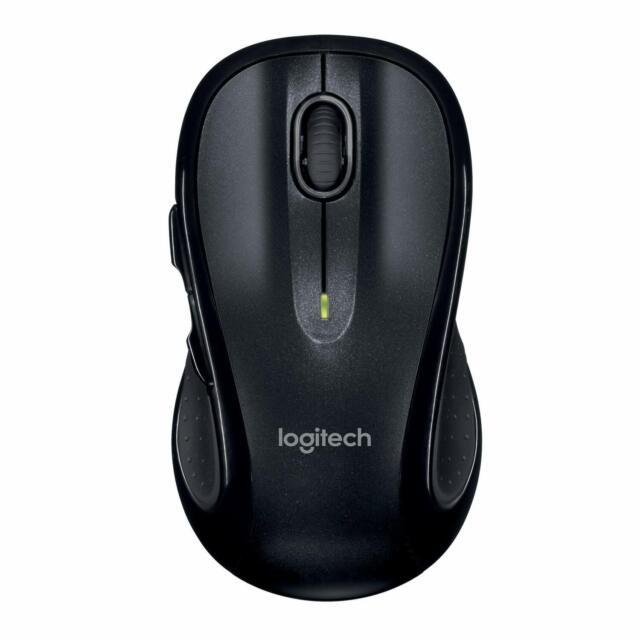 Logitech M510 Récepteur USB souris laser sans fil pleine taille Unifying