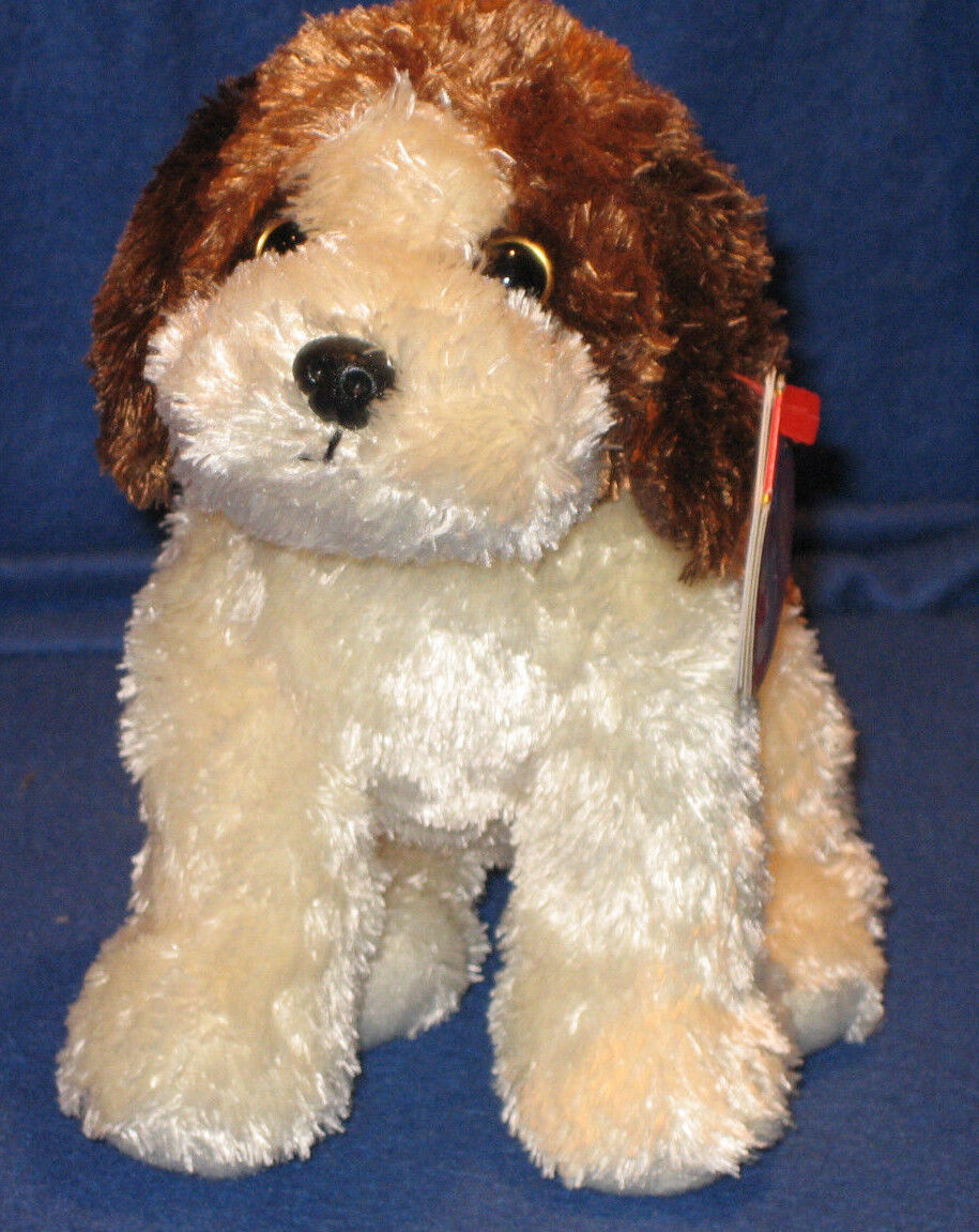 RARE TY RESCUE the ST. BERNARD DOG BEANIE BABY - MINT with MINT TAGS