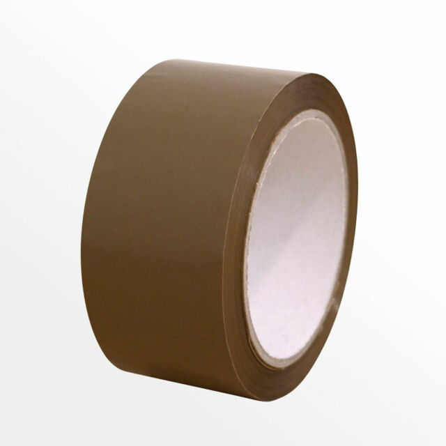36 x Klebeband 50 mm x 66 m LOW NOISE LEISE akryl PP Packband tape transparent