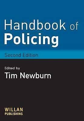 1 of 1 - Very Good, Handbook of Policing, , Book