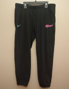 new concept 0bf2a 20c6a Details about Nike NBA Miami Heat Vice City Edition Basketball Pants Size  XXXL AH6544 010 3XL