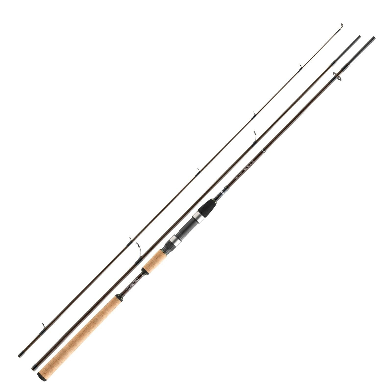 Daiwa posenrute-exceler float 3,30m  10-30g 3 piezas  sin mínimo