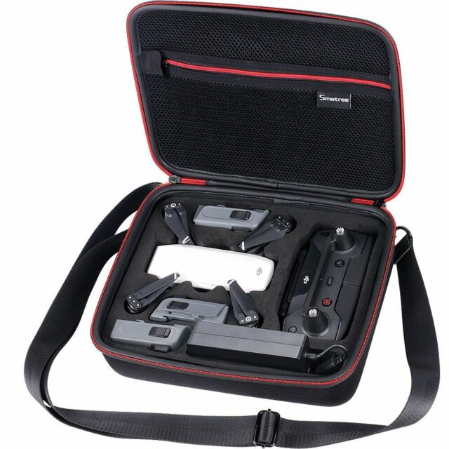 Smatree Storage Bag Carry Case for DJI Spark Drone Remote Control Batteries 85f613d55a2d