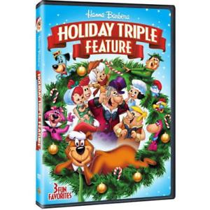Hanna Barbera Christmas Dvd.Details About Hanna Barbera Holiday Triple Flintstone Yogi Bear Smurfs Christmas Dvd Set Kids