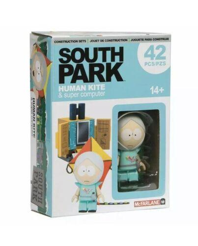 42 PZ South Park Uomo Kite /& SUPER computer Costruzione Set McFarlane