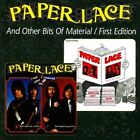 And Other Bits Of Material/First Edition * by Paper Lace (CD, Jun-2010, 2 Discs, Cherry Red)