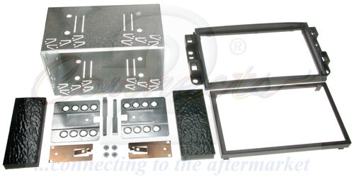 CHEVROLET CAPTIVA DOUBLE DIN STEREO FACIA KIT CT23CV01