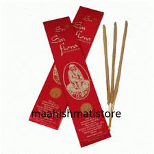 10 X 25g Sri Sai Flora Fluxo Incense Sticks Masala Agarbatti From Damodhar