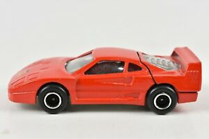 Majorette-Ferrari-F40-Red-Enzo-1-58-Scale-280-Made-in-France