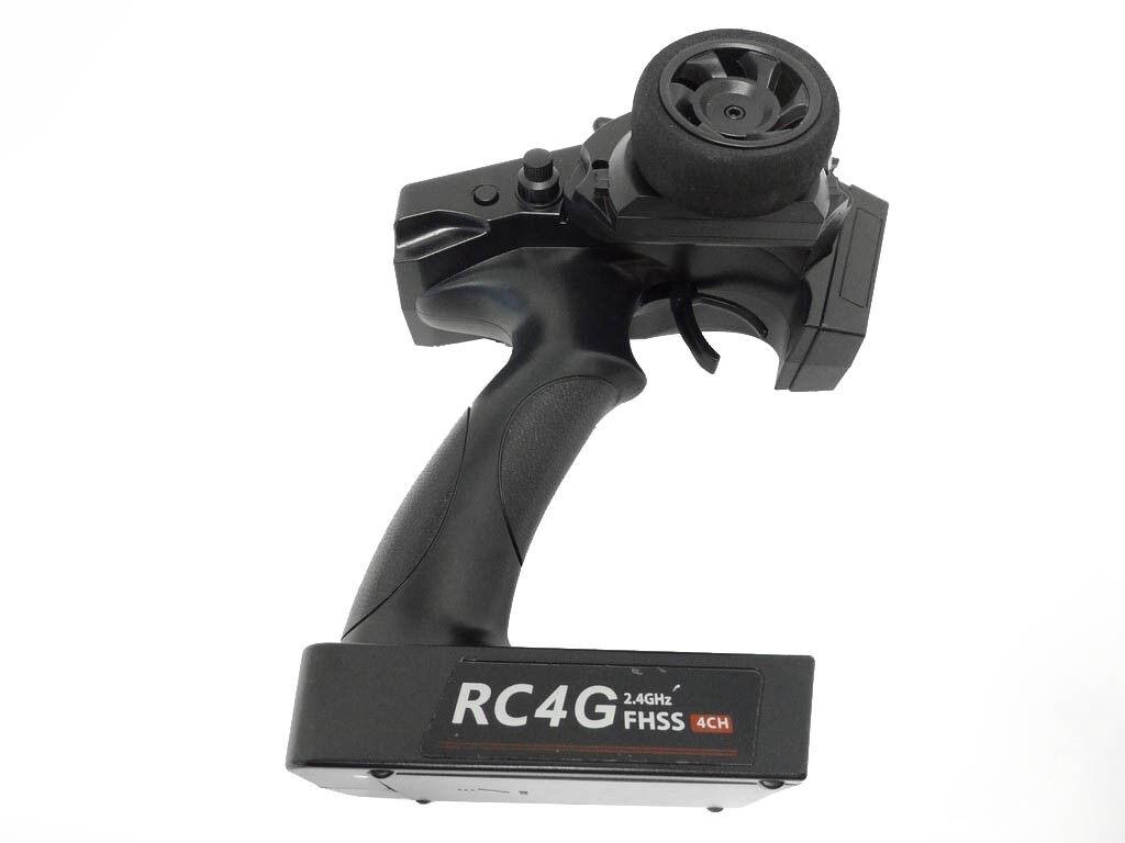 Radio Link RC4G 2.4GHz 4-Channel Digital Surface Radio with Gyro RC Car Boat Etc