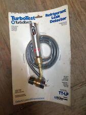 Turbotest Turbotorch Refrigerant Leak Detector Tt-Lp
