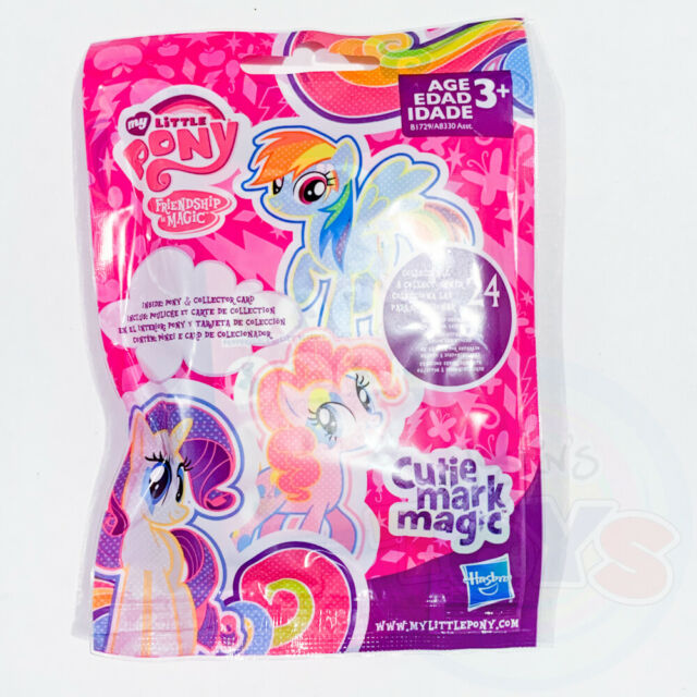 My Little Pony Cutie Mark Magic Mini Figure Pack MLP