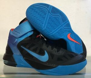 d0d5099696c92 Image is loading Nike-Air-Max-Fly-By-Basketball-Shoes-sz-