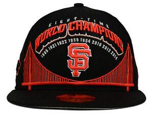 db069b93730 Official MLB 8X World Series Champions San Francisco Giants New Era ...