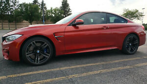2017 BMW M4 Executive Package