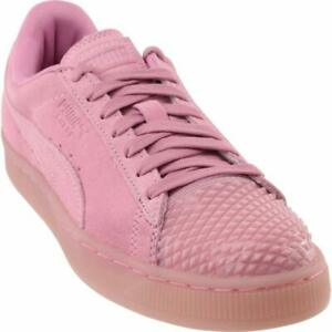 PUMA-Womens-Suede-Jelly-Pink-Size-8-0