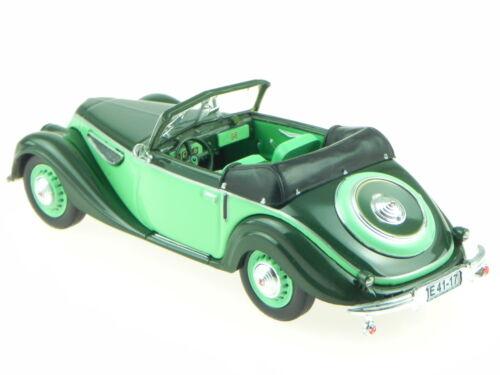 EMW 327-2 Cabrio DDR Ostalgie deluxe Modellauto 1:43