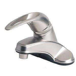 Image Is Loading RV Mobile Home Bathroom Vanity Sink 4 034