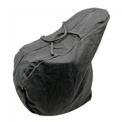 Tough 1 en toile noir anglais Chabraque de circonférence Fers Bridle Tack Sac porte