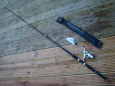 Aihua Canna da pesca,2.95 M / 9.6 FT,7 Sections Rod con rn150 Reel.