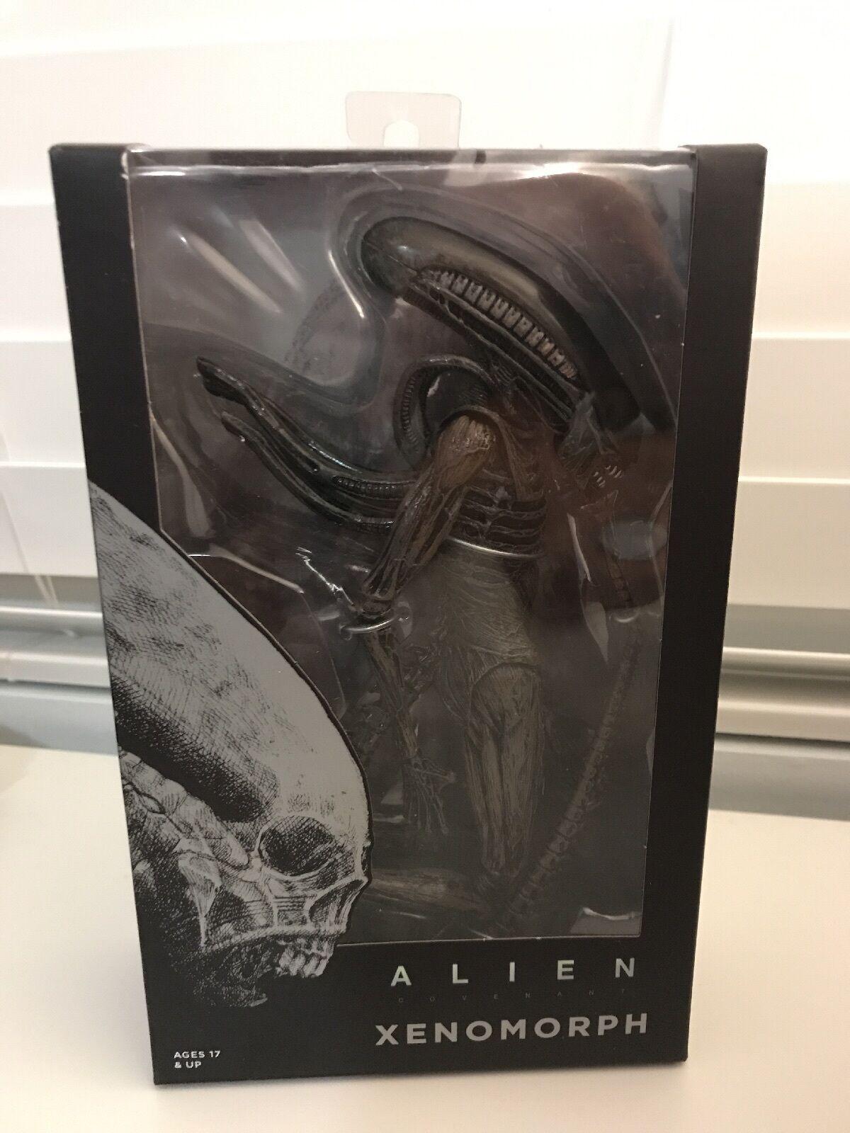 10  XENOMORPH action figure ALIEN COVENANT aliens PROMETHEUS neomorph NECA 2017