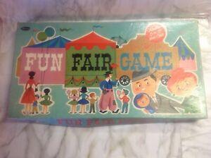 Vintage-1961-WHITMAN-Fun-Fair-Board-Game-State-Fair