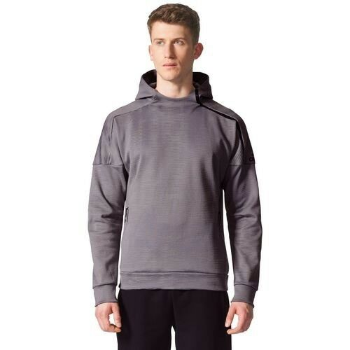 ac9248f1e Men adidas Zne Pulse Printed Hoodie Hdswt Bs4951 Grey L for sale online |  eBay