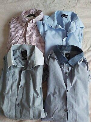mens shirt bundle long sleeve 46 chest debenhams matalan