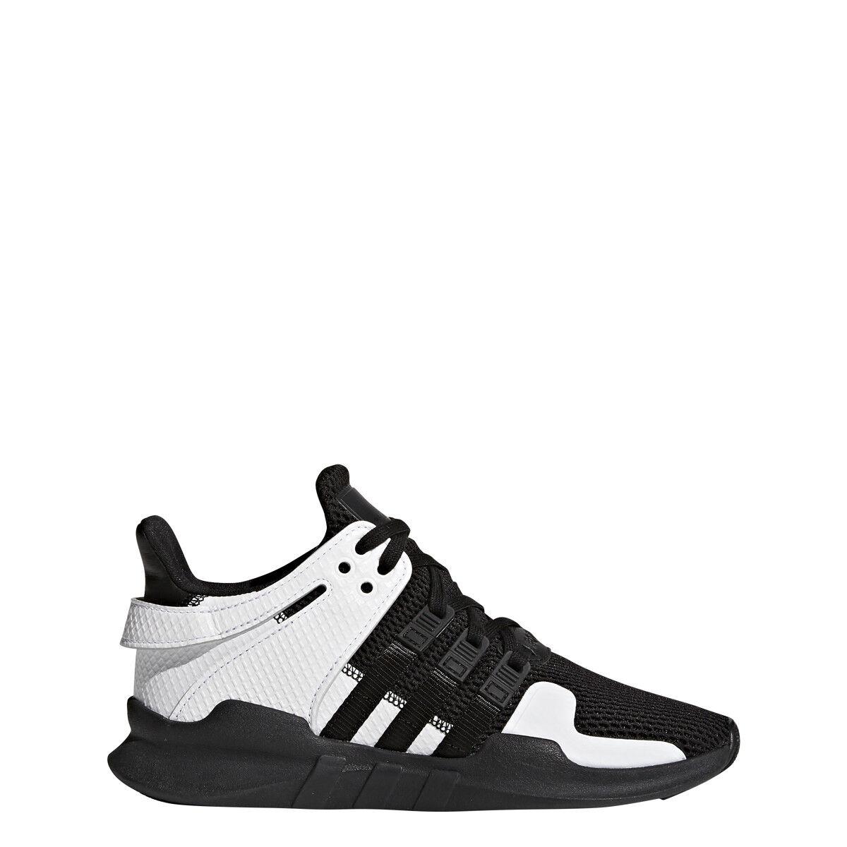 adidas Boys EQT SUPPORT ADV CQ2543 J Black/White - CQ2543 ADV 9fae36