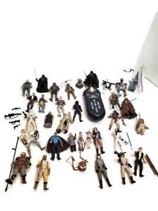 Star-Wars-Action-Figures-Storm-Trooper-Solo-Chewbacca-Rebels-Vader-Ewoks-Blaster